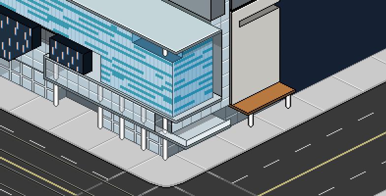 Tiff Bell Lightbox Pixel Art